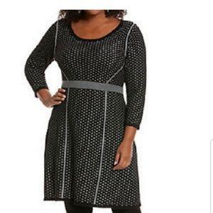Lane Bryant Sweather Dress size 22/24